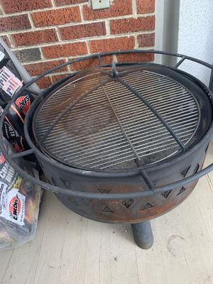 Fire bowl pit 35 in for Sale in Dearborn, MI