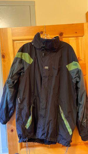 Men's Helly Hansen ski jacket size XL for Sale in Chelan, WA