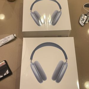 AirPods Max Sky Blue for Sale in Irvine, CA