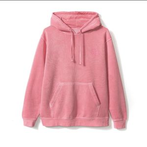 Anti Social Social Club Seeing Double Hoodie Pink XL for Sale in Portland, OR