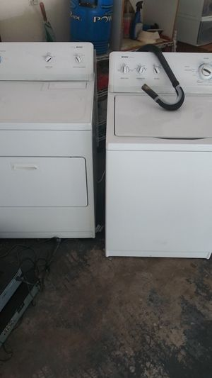Kenmore washer/dryer...$300 for both for Sale in Decatur, GA