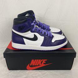 Jordan 1 Retro High OG Court Purple 2.0 for Sale in Nashville,  TN