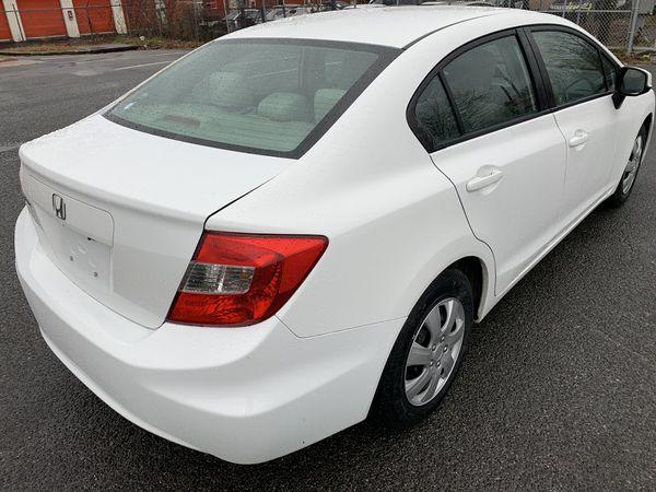 2012 Honda Civic For Sale!