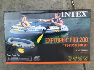 Inflatable boat for Sale in Los Angeles, CA
