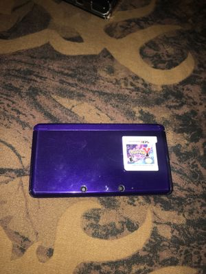 Nintendo 3ds barely used for Sale in Gonzales, LA