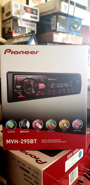 Pioneer bluetooth stereo brand new for Sale in Covina, CA
