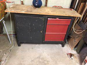 Vintage tool cabinet for Sale in Oceanside, CA
