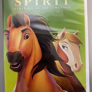 Spirit: Stallion Of The Cimarron (DVD 2002) for Sale in Adelanto, CA