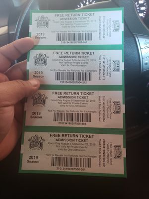 tickets for Sale in Loveland, CO