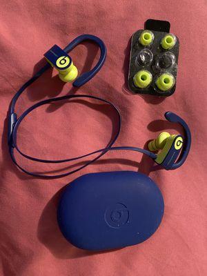 Beats by Dre Powerbeats 3 (wireless headphones) for Sale in San Antonio, TX