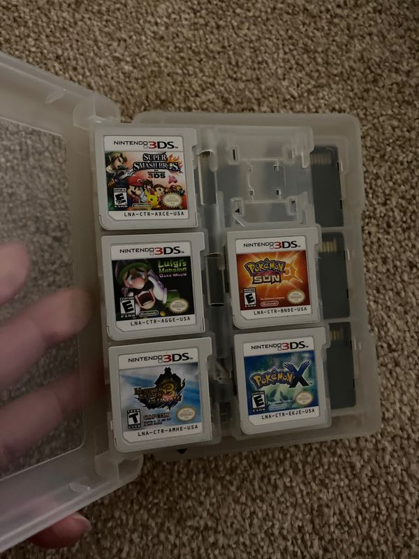 3DS games