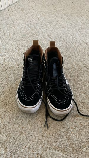 Vans shoes women's size 8 worn once for Sale in St. Petersburg, FL