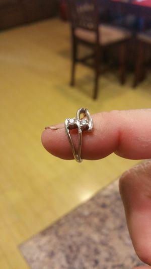 White gold diamond ring for Sale in Surprise, AZ