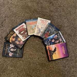 Plethora Of Movies for Sale in Newport News, VA