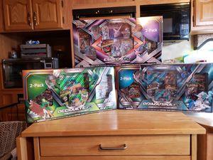 Pokemon 2-pack set. NIB. 6 BOXES for Sale in Phoenix, AZ