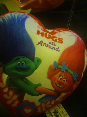 Trolls Pillow for Sale in Orlando, FL