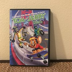 Tom & Jerry Tales DVD By Warner Brothers for Sale in Clermont,  FL