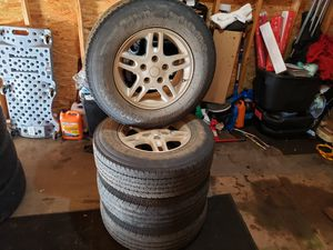 """""""16 Jeep wheels for Sale in Arvada, CO"""
