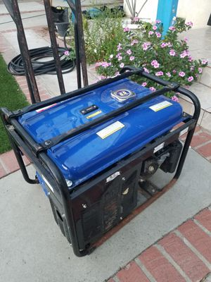 GENERATOR LIKE NEW !! HEAVY DUTY !! CHECK PICTURES for Sale in Claremont, CA