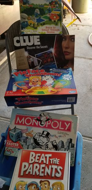 Games for kid's for Sale in Richmond, CA