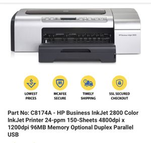 Printer for Sale in Detroit, MI