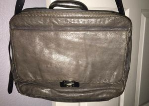 Marc Jacob Gray Messenger bag for Sale in Temecula, CA