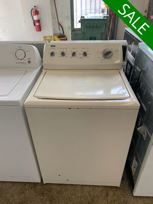 💥💥💥Kenmore Delivery Available Washer Beige #1442💥💥💥 for Sale in Towson, MD