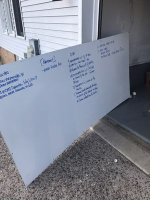 White board for Sale in Berlin, NJ