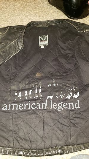 Arlen Ness Leather riding Jacket for Sale in Lodi, CA