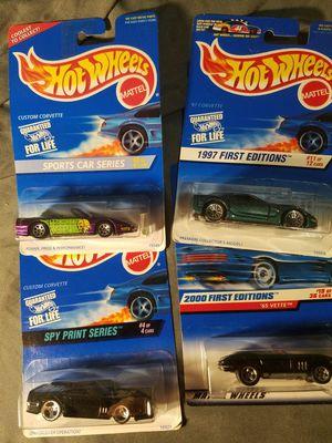 Hot Wheels Corvettes for Sale in Newburgh, IN