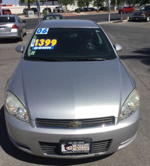 2006 Chevy Impala LT for Sale in Las Vegas, NV