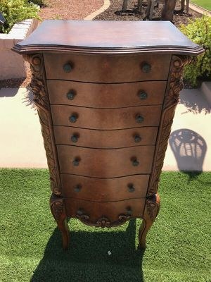 Gorgeous jewelry cabinet for Sale in Phoenix, AZ