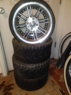 Rims for golf car make offer mast go for Sale in Denver, CO