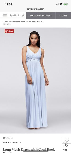 F15933. LONG MESH DRESS WITH COWL BACK DETAIL for Sale for sale  Boston, MA
