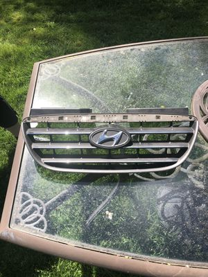 Car Parts: Front Grill for 2007 (?) Hyundai Elantra for Sale in Portland, OR