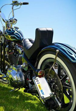 1995 Harley Davidson Hard Tail Sportster for Sale in Claremont,  CA