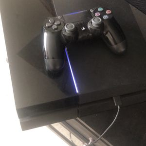 Ps4 With Controller for Sale in Martinsburg, WV