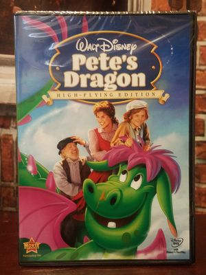 Walt Disney Petes Dragon High-Flying Edition DVD Family Classic Movie for Sale in Tampa, FL
