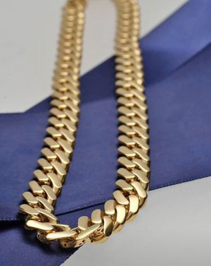 18k gold plated men chain necklace for Sale in San Jose, CA