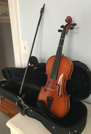 Violin, bow and case Samuel Easton No. Vl 100 size 4/4 year 2005 for Sale in West Hartford, CT
