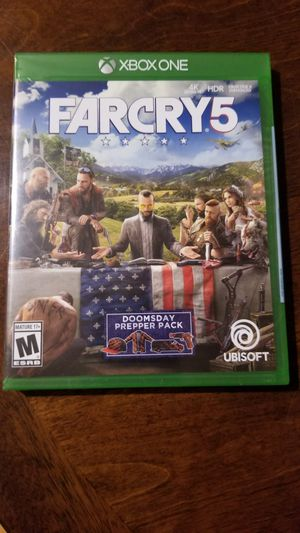 Far Cry 5 for Xbox One for Sale in Framingham, MA