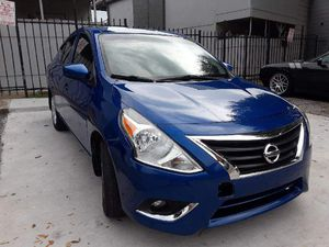 2016 Nissan Versa for Sale in Houston, TX