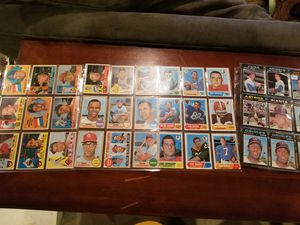 100 cards 1960-1971 for Sale in Obetz, OH