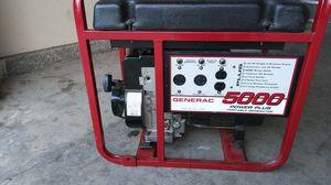 5000 watt generator for Sale in Oakdale, CA