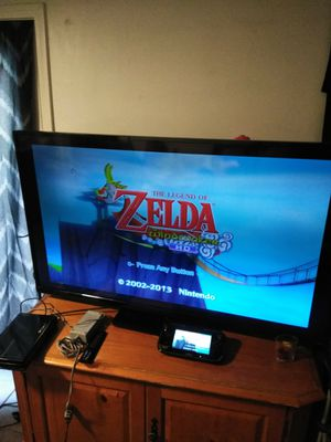 Wii U 32GB/ LIMITED EDITION ZELDA GAMEPAD/12 Games for Sale in Modesto, CA