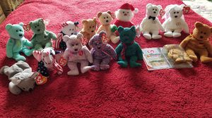 Beanie Babies mint condition for Sale in Columbus, OH