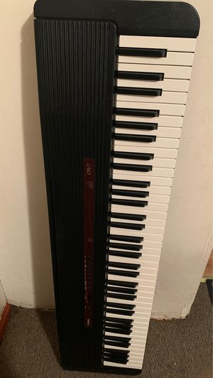 Casio musical keyboard for Sale in Buffalo, NY