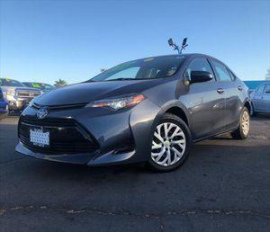 2018 Toyota Corolla for Sale in Sacramento, CA