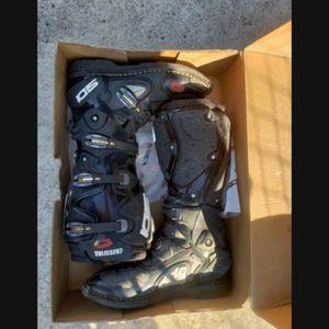 Sidi Crossfire 3 Boots Size 11.5 for Sale in Tulalip, WA