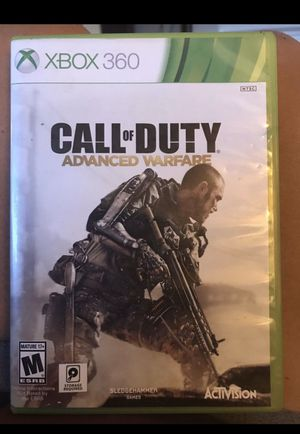 XBOX 360 Call of Duty World at War Video Game for Sale in Wildomar, CA